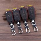 Leather car key cover case For Chevrolet Cruze Spark Onix Silverado Volt Camaro