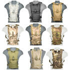 Lancer Tactical Airsoft MOLLE Hydration BackPack Bladder Storage Pouch CA-321