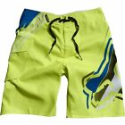 FOX RACING BOYS HASHED BOARDSHORTS