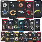 Official (FLEX) NFL Impact 4D Cut Logo (ARMOR) Cover Fan Case For Cell Phone