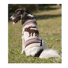 Classic Sweater Moose for Dogs XS to M Thick & Warm Jacquard Knit
