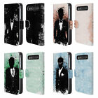 OFFICIAL ARON ART GENTLEMAN LEATHER BOOK CASE FOR BLACKBERRY ONEPLUS XIAOMI
