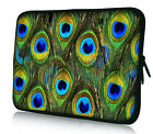 "Colorful Prints Laptop Soft Sleeve Case Bag Pouch For 13"" 13.3"" Laptop Notebook"