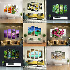 Unframed Canvas Prints Modern Home Decor Wall Art Picture Oil Painting Waterfall