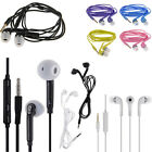 In-Ear Headset Earphone Earbud w Mic Handsfree For Samsung Galaxy S6/ S6 Edge