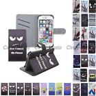 For HTC One A9S Angry Eyes Card Slot Wallet Stand Flip Cover Case Cartoon Folio