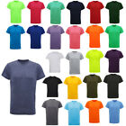 Men's TriDri Soft Lightweight Short Sleeve Crew Neck Fitness T-Shirt Size S-3XL