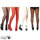 New Ladies Womens Adults Halloween Fancy Dress Costume Accessory Fishnet Tights