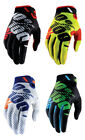 100% Mens Ridefit MX Motocross Offroad Riding Gloves