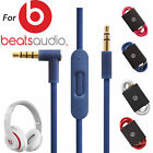 3.5mm Replacement Audio Cable Cord Wire For Beats By Dr Dre PRO DETOX Headphones