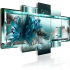Canvas Print Modern Picture Framed Giclee Wall Art Home Decor Abstract Flower