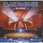 IRON MAIDEN Envivo DOUBLE CD European Parlophone 17 Track Double CD