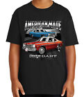 Dodge Dart Kid's T-shirt Chrysler American Made Car Tee for Youth - 1542C $15.93 USD on eBay