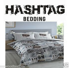 Happy Dreamer Bedding Duvet/Quilt Cover Set by # Hashtag Bedding All Sizes