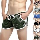 Men Casual Pouch Bulge U-Design Boxer Short Underwear household Undershort CA