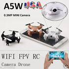 Mini WIFI FPV Camera Drone RC Quadcopter 2.4GHz 4CH 6-Axis Gyro 3D UFO Drone RC