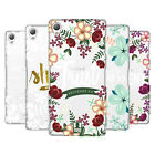 HEAD CASE DESIGNS FLORAL VERSES 2 HARD BACK CASE FOR SONY PHONES 1