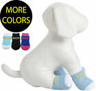 Pet Supplies - Anti-Slip Protective Pet Dog Socks Shoes Boots W/ Rubberized Micro Grips