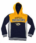 Reebok NHL Youth Nashville Predators Horizon Var-City Pullover Hoodie