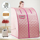 2L Home Steam Sauna Spa Full Body Portable Slimming Loss Weight Detox Therapy