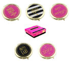 NEW Vintage Design Compact Mirrors Handbag Makeup Folding Mirror Cosmetic Travel