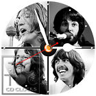 S-861 CD CLOCK-BEATLES LET IT BE CLOCK-GREAT GIFT FOR THE BEATLES FAN-BUY IT NOW