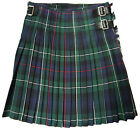 Mens Scottish MacKenzie Tartan 100% Wool Kilt 16oz 8yard