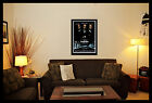 GOODFELLAS MOVIE WALL ART POSTER  PICTURE VARIOUS SIZES, FRAMED OR UNFRAMED