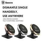 HOT Baseus Rotating 360° Magnetic Mount Car Mobile Phone GPS Holder Stand Mini