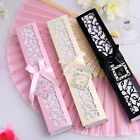 Chinese Folding Bamboo Silk Hand Held Dance Fan Party Wedding Prom with Gift Box