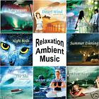 PEACEFUL Ambient MUSIC & SOUNDS for MASSAGE Meditation RELAXATION Sleep AUDIO CD