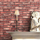 New Bricks Pattern Wallpaper Nostalgic Sound-proof Anti-static Waterproof Decor