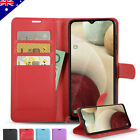 Premium Leather Wallet Card Flip Case Cover for Samsung Galaxy A5 A7 2017