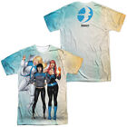 Harbinger Comic GALS SUB 2-Sided Sublimated All Over Print Poly T-Shirt