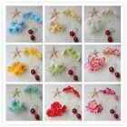 Artificial Flowers Silk flower Head Use For Wedding Decoration DIY Craft 9Colors