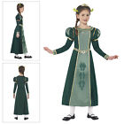 Smiffys Kids Official Licensed Dreamworks Princess Fiona Fancy Dress Costume