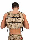 Barcode Berlin 91344 Backpack Devil´s Soul  beige-camouflage