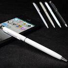 4Pc 2 in1 Pennino Touch Screen Penna A Sfera per iPad iPhone Smartphone Tablet