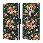 HEAD CASE LACQUERWARE LEATHER BOOK CASE FOR ASUS ZENFONE 3 DELUXE ZS570KL