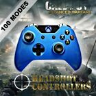 Xbox One/S/X Met Blue Arbiter 5 Rapid Fire 4 X Carbon Paddle BF COD GOW