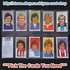 ☆ The Sun Soccercards 1978-79 (VG) (Card 701 to 800) *Please Choose Cards*