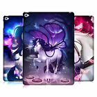 HEAD CASE DESIGNS ENCHANTED UNICORNS HARD BACK CASE FOR APPLE iPAD