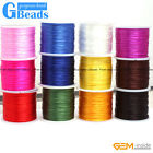 60 Yards 0.6mm Elastic Stretchy Beading Cord Thread Hand Sewing Jewelry Making