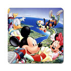 Mickey Mouse 2 - Oversized Rubber Coasters Set of 4 or 6