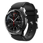 Sport Rubber Silicone Wrist Watch Band For Samsung Gear S3 Frontier Classic 22mm