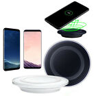 Qi Wireless Charging Charger Pad For Samsung Galaxy S8 / S8 Plus Smartphone BK