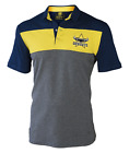 North Queensland Cowboys NRL 2017 Classic Winter Knitted Polo Shirt Size S-5XL!