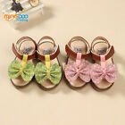 New Cute Toddler Girls Sandals Baby Summer Shoes Non Slip Sole Size 5.5-8