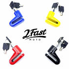 2FastMoto Motorcycle Disc Brake Lock Cruiser Anti Theft Bobber Victory Buell $17.86 USD on eBay