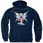 Betty Boop MUSHROOM FAIRY with Wings Licensed Sweatshirt Hoodie $41.71 USD on eBay